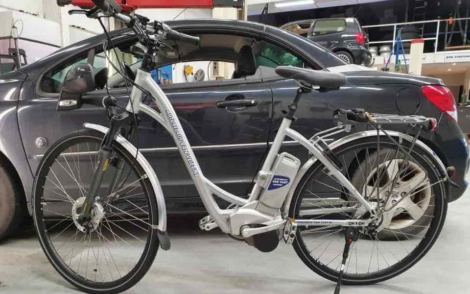 elektrische leenfiets in Schagen bij Autobedrijf van Vliet